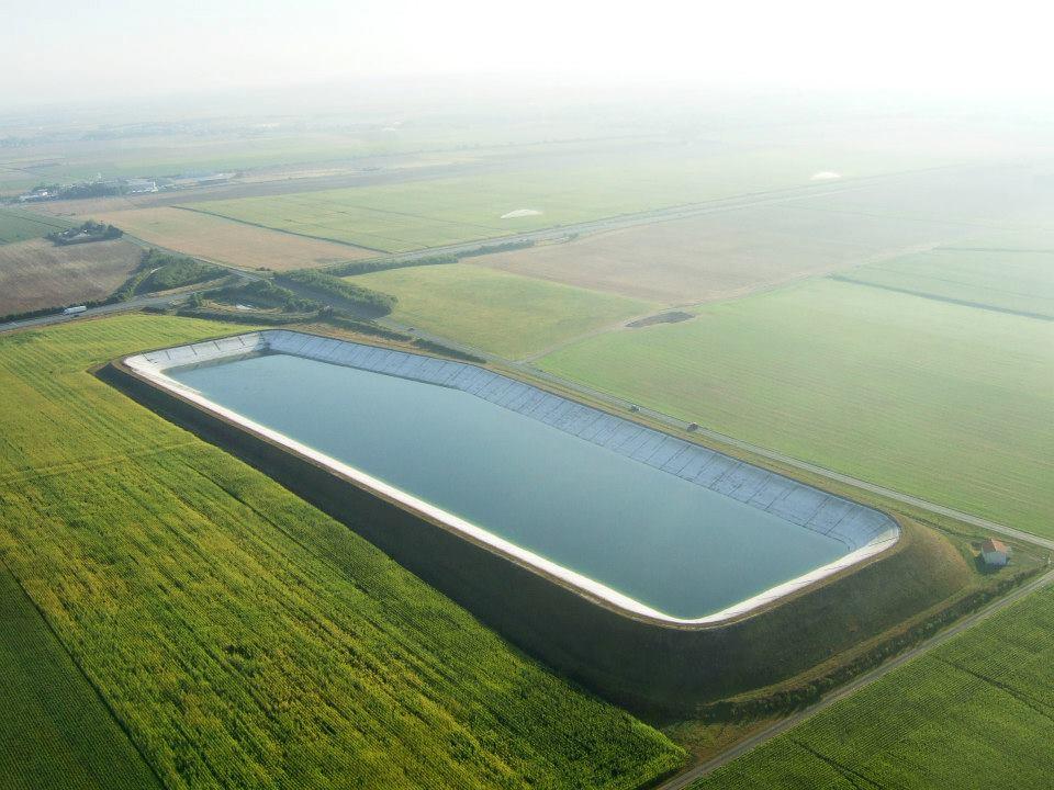 bassine agricole